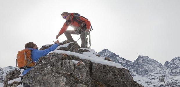 aiuto in montagna