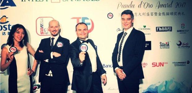 Panda D'Oro Award 2017