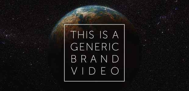 Questo è uno spot aziendale generico