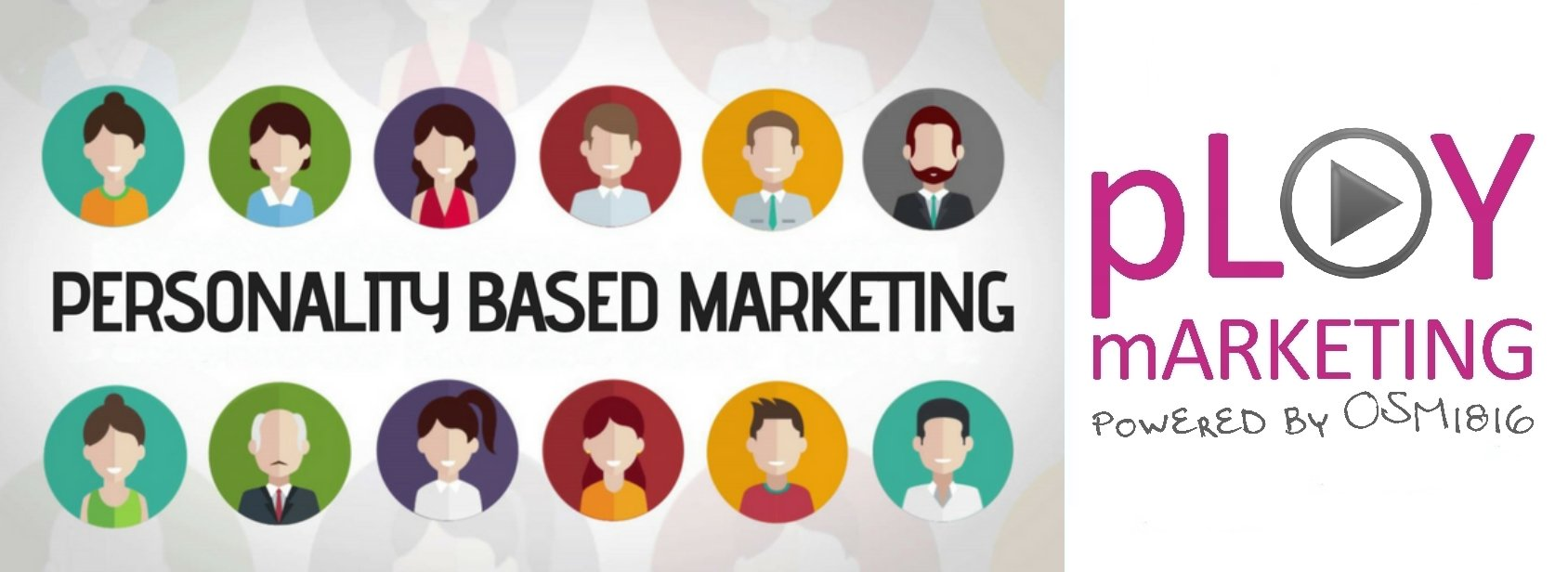 Personality based marketing