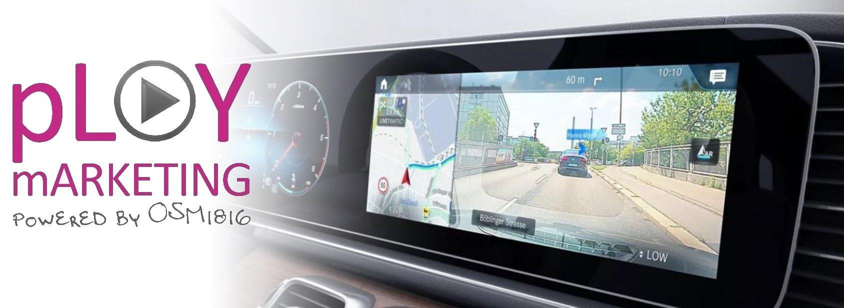 Realtà aumentata…al volante!
