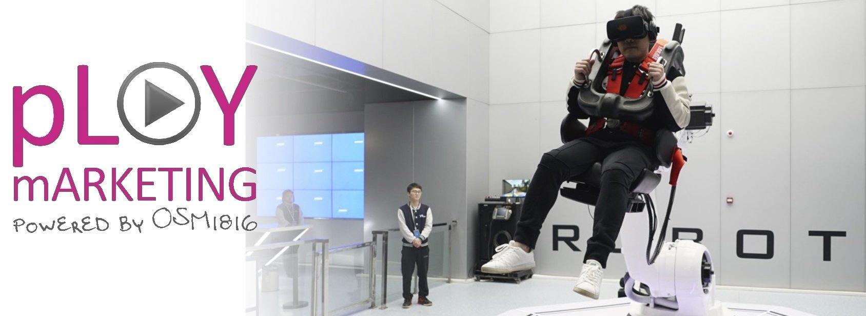 Luna Park e Realtà Virtuale: in arrivo il divertimento in VR