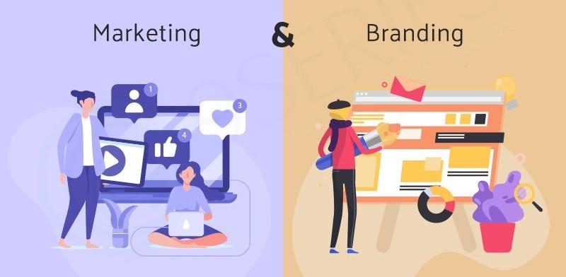 Branding e marketing: insieme per il successo