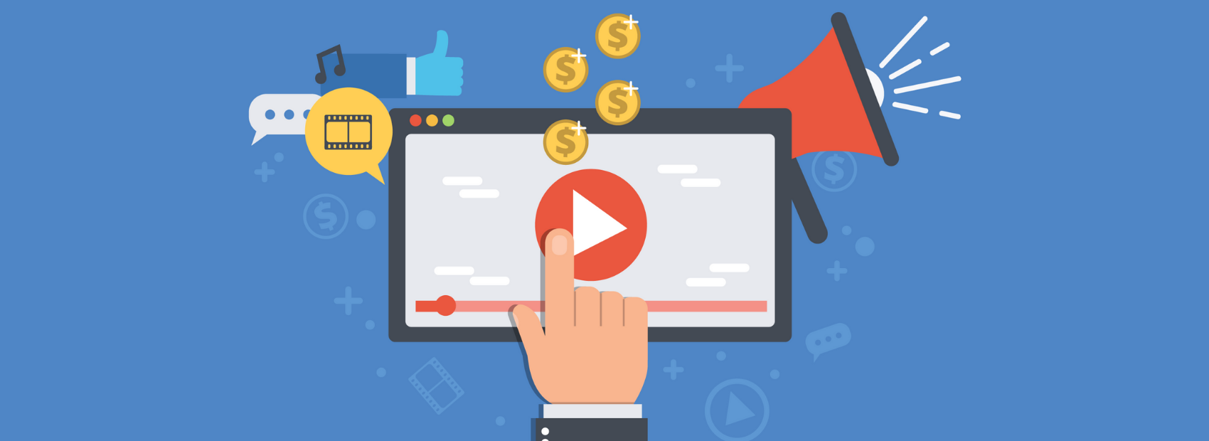 8 motivi per cui dovresti affidarti al video marketing