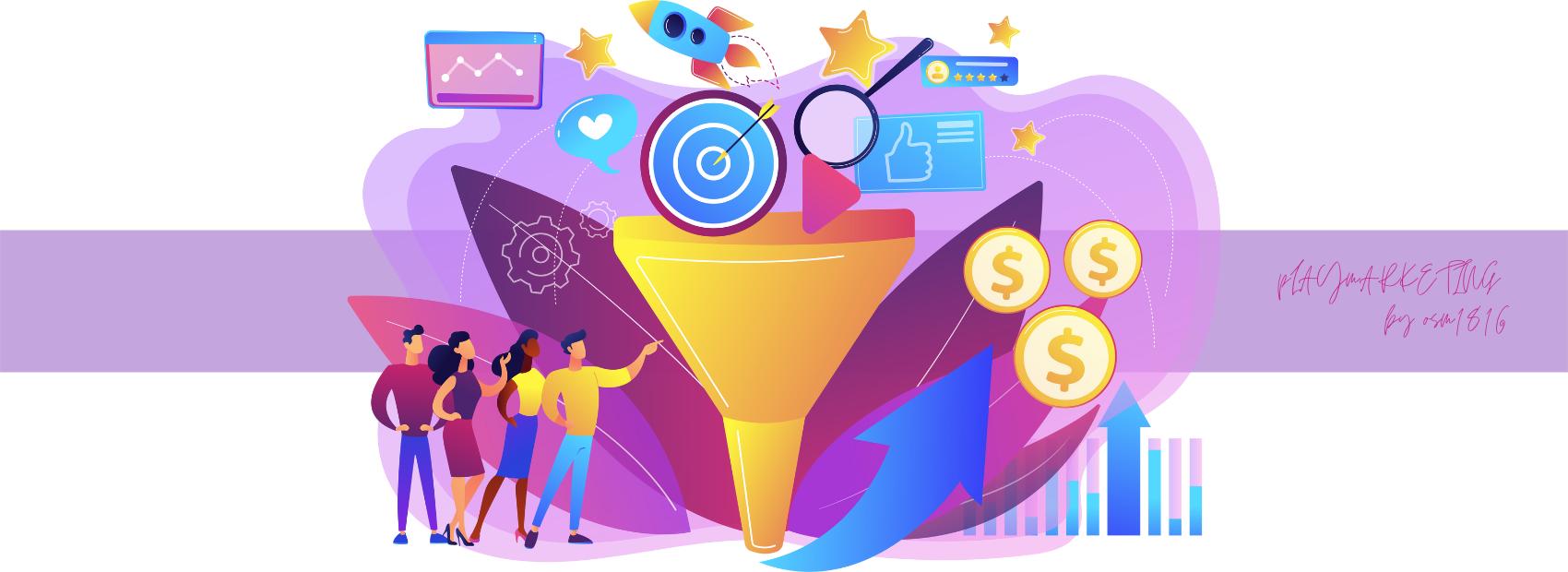4 elementi essenziali del Marketing Funnel